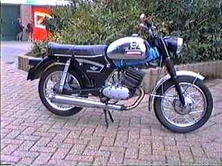 My 1969 KS 100 5 speed