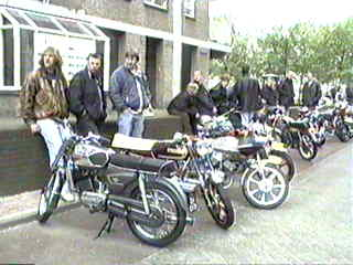 Pictures of Zundapp meeting at Fred motoren '98