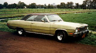 My '73 Plymouth Scamp.