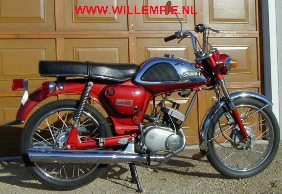 My 1968 Yamaha YL1 in Canada before I bought it